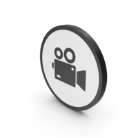 Icon Video Camera PNG & PSD Images