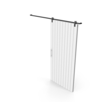 White Sliding Door PNG & PSD Images