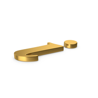 Gold Symbol Info PNG & PSD Images
