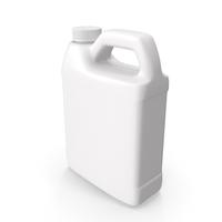 Plastic F Style Bottle 32oz PNG & PSD Images