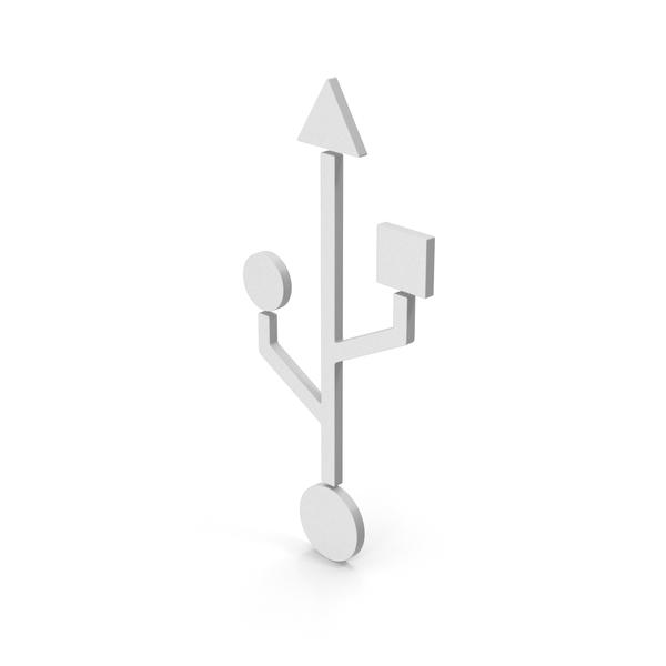 Symbol USB PNG & PSD Images