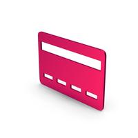 Symbol Bank Card Metallic PNG & PSD Images