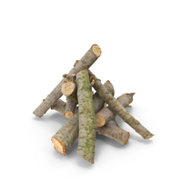 Pile of Wood PNG & PSD Images