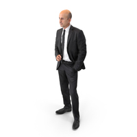 Business Man Posed PNG & PSD Images