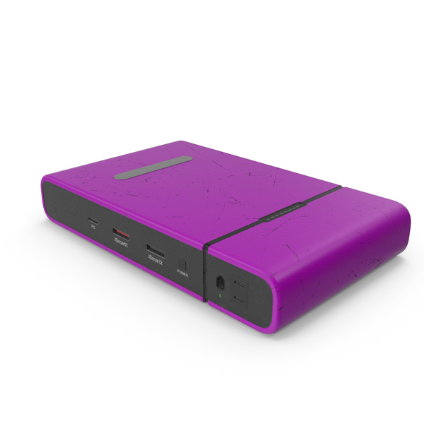 Power Bank Pink Used PNG & PSD Images