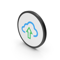 Icon Cloud Upload PNG & PSD Images