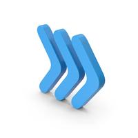 Symbol Arrows Blue PNG & PSD Images