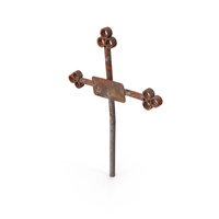 Grave Cross PNG & PSD Images