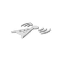 Antenna Symbol PNG & PSD Images