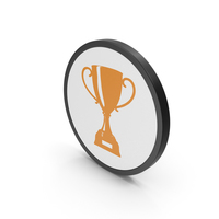 Icon Trophy Cup PNG & PSD Images