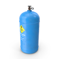 Gas Tank Oxygen PNG & PSD Images