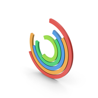 Symbol Circular Chart PNG & PSD Images