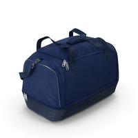 Club Team Duffle Bag Blue PNG & PSD Images