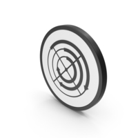 Icon Circular Arrows Chart PNG & PSD Images