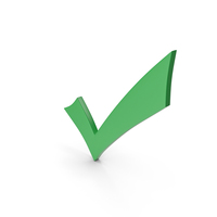 Check Mark Green PNG & PSD Images