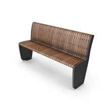 Bench Wooden PNG & PSD Images