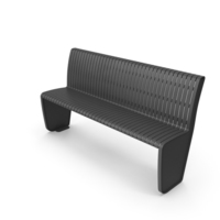 Bench Dark Grey PNG & PSD Images