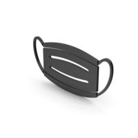 Symbol Virus Mask Black PNG & PSD Images