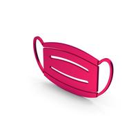 Symbol Virus Mask Metallic PNG & PSD Images