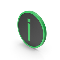 Icon Inverted Exclamation Mark Green PNG & PSD Images