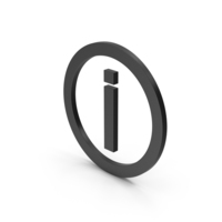 Symbol Inverted Exclamation Mark Black PNG & PSD Images