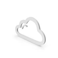 Symbol Cloud PNG & PSD Images