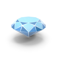 Diamond Icon PNG & PSD Images