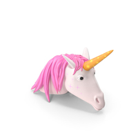 Unicorn Head PNG & PSD Images