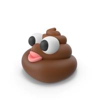 Cartoon Poop PNG & PSD Images