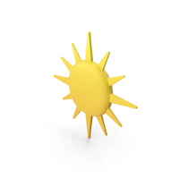 Sun Icon PNG & PSD Images