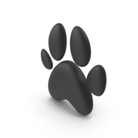Paw Print PNG & PSD Images