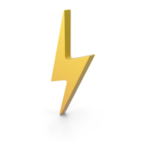 Lightning Icon PNG & PSD Images