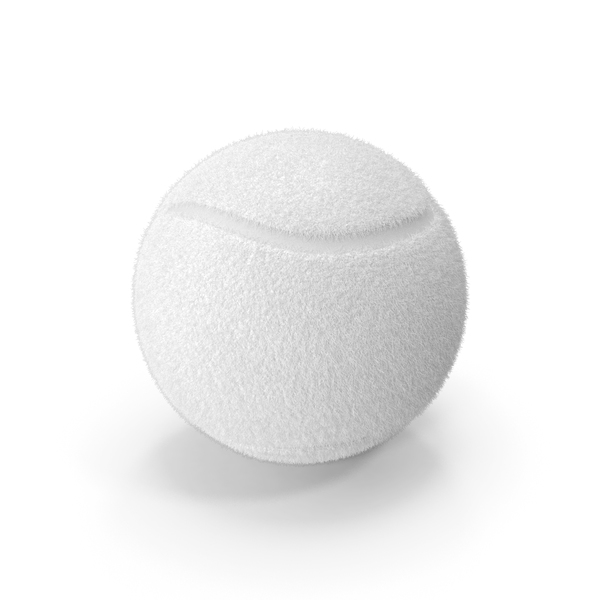 Tennis Ball White PNG & PSD Images