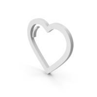 Symbol Heart PNG & PSD Images