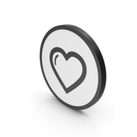Icon Heart PNG & PSD Images
