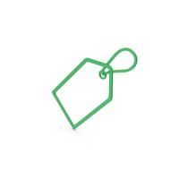 Symbol Label Green PNG & PSD Images