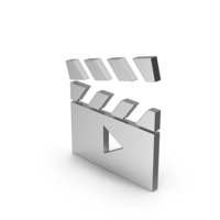 Symbol Movie Silver PNG & PSD Images