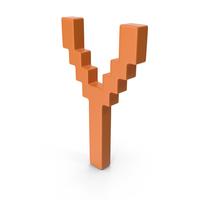 Y Letter Orange PNG & PSD Images