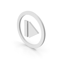 Symbol Resume Button PNG & PSD Images