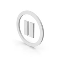 Symbol Pause Button PNG & PSD Images