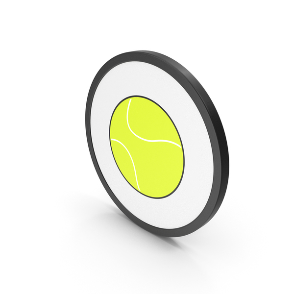 Icon Tennis Ball PNG & PSD Images