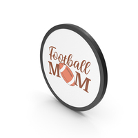 Icon Football Mom PNG & PSD Images