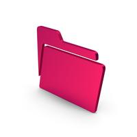 Symbol Folder Metallic PNG & PSD Images