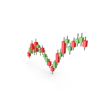 Candlestick Chart PNG & PSD Images