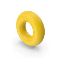 Torus Yellow PNG & PSD Images