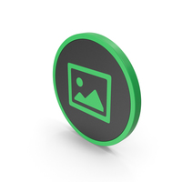 Icon Image Green PNG & PSD Images