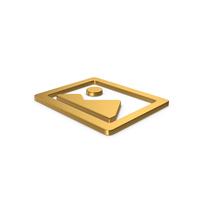 Gold Symbol Image PNG & PSD Images