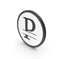 Icon Letter P PNG & PSD Images