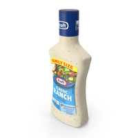 Kraft Classic Ranch Dressing PNG & PSD Images