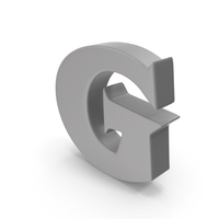 G Grey PNG & PSD Images